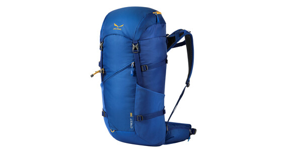 Salewa Crest 36 Backpack nautical blue